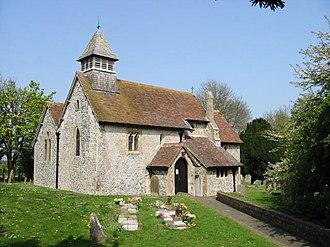 Church Whitfield - Image: St Peter's Church, Church Whitfield