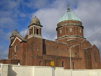 New Brighton, Merseyside - St Peter and Paul's Church