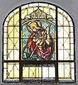 St Stefan an der Gail - Pfarrkirche - Fenster - Georg.JPG
