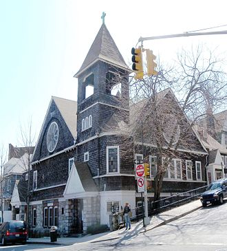 Marble Hill, Manhattan - St Stephen's United Methodist Church
