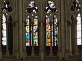 Stained glass windows of Amiens Cathedral, pic-002.JPG