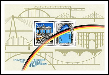 Stamps of Germany (BRD) 1990, MiNr Block 22.jpg