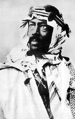 Konstantin Stanislavski - Stanislavski as Othello in 1896.