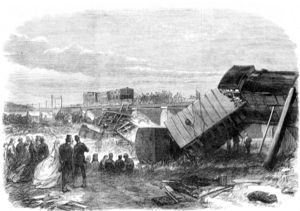 Staplehurst rail crash - Image: Staplehurst rail crash