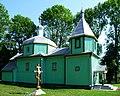 Stara Lishnia Ivanychivskyi Volynska-Mykolaivska church-nord-west view.jpg