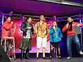 Stars of this years pantomime Aladdin (4138567248).jpg