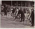 Start of cycle race, 1937 - 3.jpg