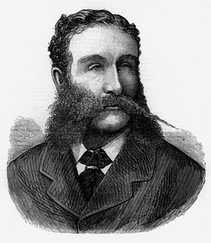 Joshua Peter Bell - Image: State Lib Qld 1 86924 Sketch of Sir Joshua Peter Bell
