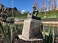 Statue of the hero of Haarlem (Spaarndam) in Madurodam 07.jpg
