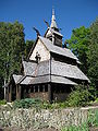 Stavkirke, Washington Island.jpg