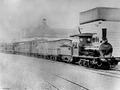 Steam train at Grandchester Railway Station Queensland ca. 1879.tiff