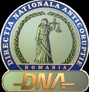 National Anticorruption Directorate - Image: Stema DNA