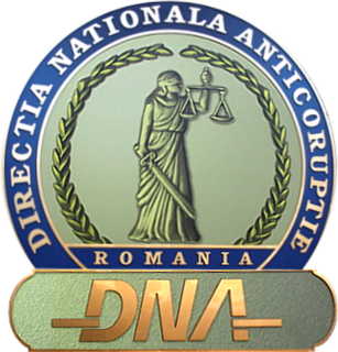 National Anticorruption Directorate Romanian agency