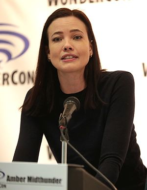 Stephanie Corneliussen - Corneliussen at WonderCon 2017