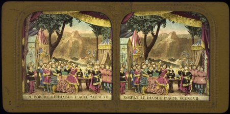 Stereokort, Robert le Diable 2, acte I, scène VII - SMV - S104b.tif