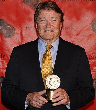 Steve Kroft - Kroft at the 69th Annual Peabody Awards in 2010