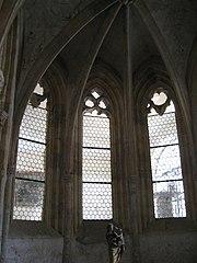 Stift Rein gotische Kapelle