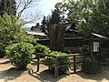 Stock of Styphnolobium japonicum in Kikko Shrine.jpg