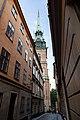 Stockholm 2019 08 11 Gamla Stan Tyska kyrkan i.jpg