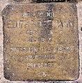 Stolperstein Duisburger Str 1 (Wilmd) Edith Hoffmann.jpg