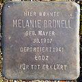 Stolperstein Köln, Melanie Brünell (Am Markt 6).jpg