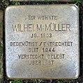 Stolperstein Kleve Kavarinerstraße 31 Wilhelm Müller.jpg