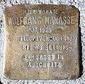 Stolperstein Pariser Str 37 (Wilmd) Wolfgang Manasse.jpg