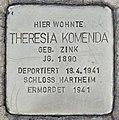 Stolperstein für Theresia Komenda.jpg