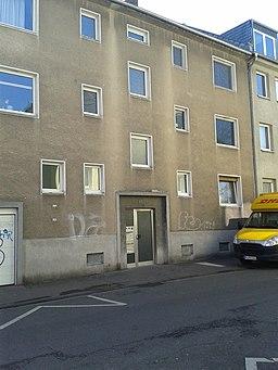 Stolpersteinlage Köln Wilhelmstraße 85