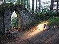 Stone Archway, Battery Gardens, Brixham - geograph.org.uk - 1574871.jpg