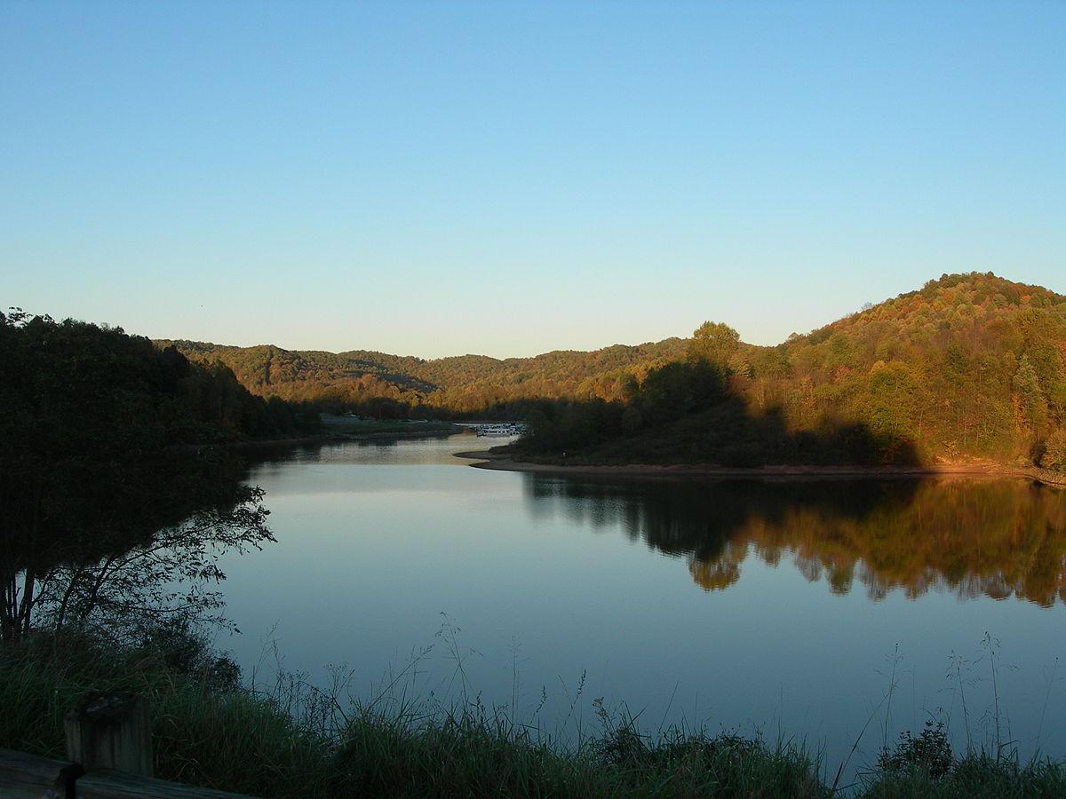 Stonewall jackson lake wikipedia for Jackson lake fishing
