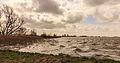 Stormachtige wind boven Langweerder Wielen (Langwarder Wielen) 05.jpg