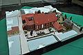 Stralsund, Meeresmuseum, Modell der Gebäude (2012-04-10) 2, by Klugschnacker in Wikipedia.jpg