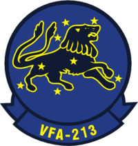 Strike Fighter Squadron 213 (US Navy) insignia 2015.png