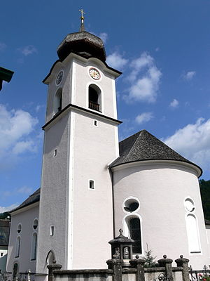 Strobl - St. Sigismund parish church