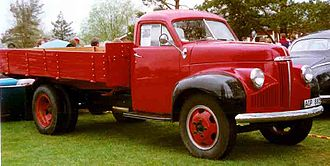 Studebaker M-series truck - 1948 Studebaker M16 52A truck