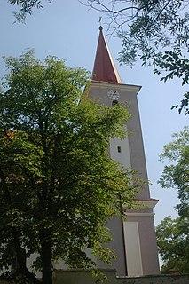 Studienka Municipality in Slovakia