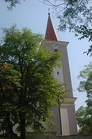 Studienka - Image: Studienka church