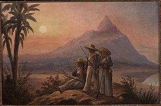 Legioniści na San Domingo