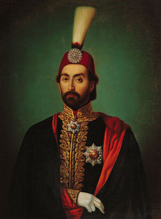 Abdulmejid I Sultan of the Ottoman Empire