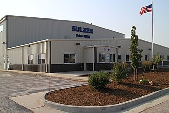 Sulzer (manufacturer) - Sulzer in Gillette, Wyoming
