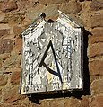 Sun Dial, St. Mary's Church, Bromsberrow - geograph.org.uk - 1087610.jpg