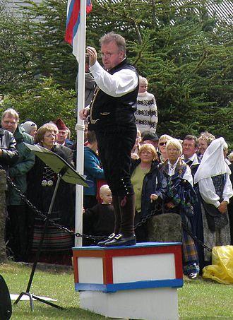 Nordic Council Music Prize - Sunleif Rasmussen, 2002