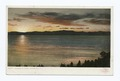 Sunrise (or Sunset) on Lake Champlain, Lake Champlain, N. Y (NYPL b12647398-67712).tiff