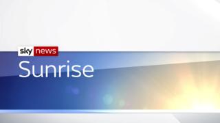 <i>Sunrise</i> (British TV programme) British breakfast programme, broadcast on Sky News