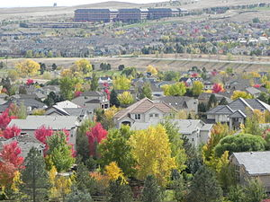 Superior, Colorado - Rock Creek Ranch subdivision in Superior