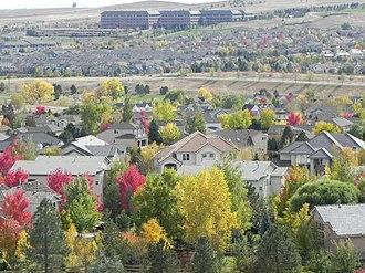 Superior, Colorado - Rock Creek Ranch subdivision in Superior