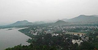 Surada Town in Odisha, India