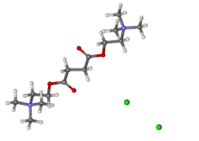 Suxamethonium chloride ball-and-stick.png