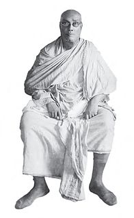 Vijnanananda Head of the Ramakrishna Mission